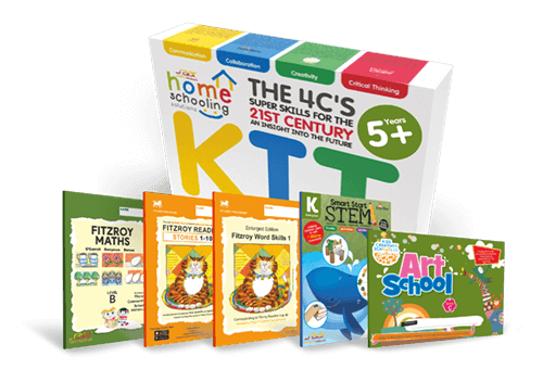 Home Schooling Kit 5+ Years