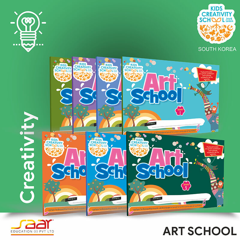 Home Schooling Kit 6+ Years