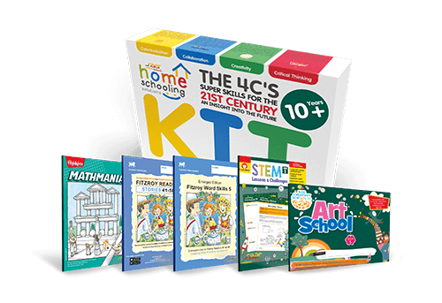 Home Schooling Kit 10+ Years