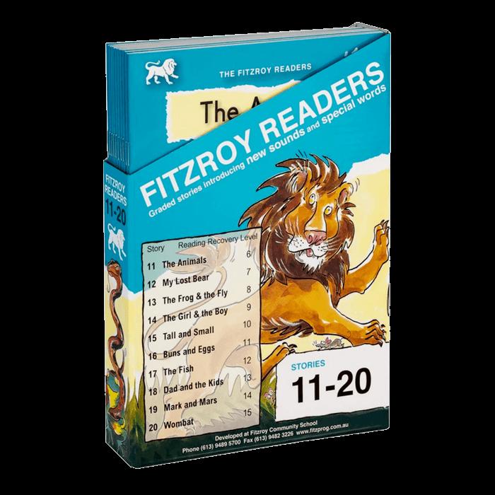 FITZROY READER 11-20