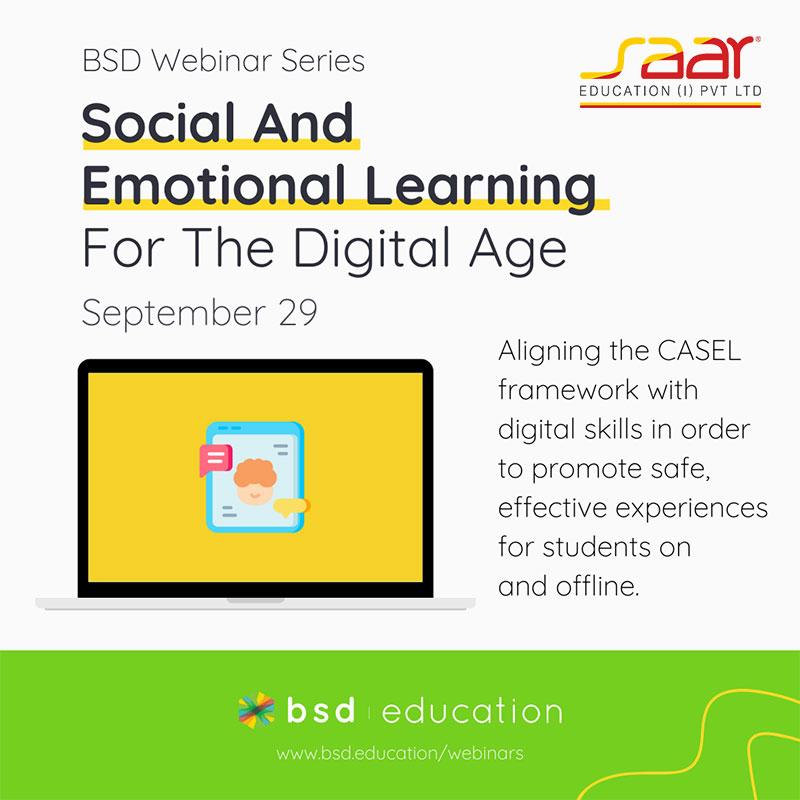 BSD Seminar - Saar Education