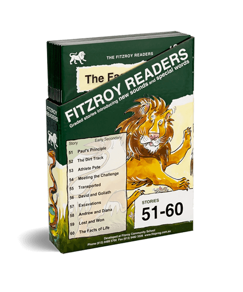 Fitzroy Readers 51 to 60