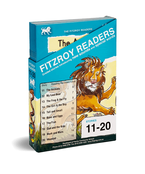 Fitzroy Readers 11 to 20