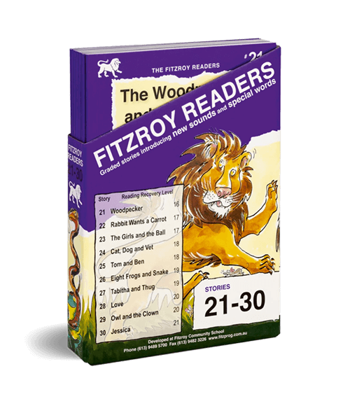 Fitzroy Readers  21 to 30