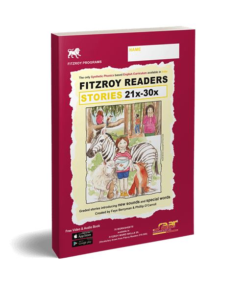 Fitzroy Readers <br> 21x to 30x