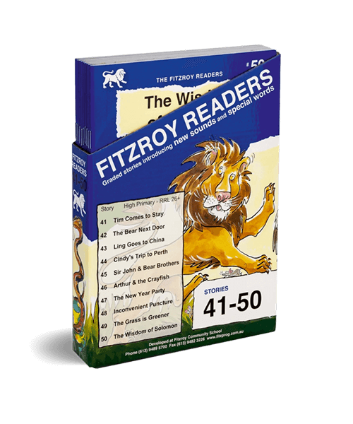Fitzroy Readers 41 to 50