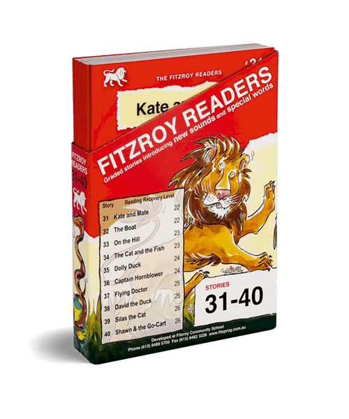 Fitzroy Readers 31 to 40