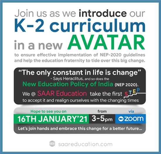 Webinar & Events - Saar Education