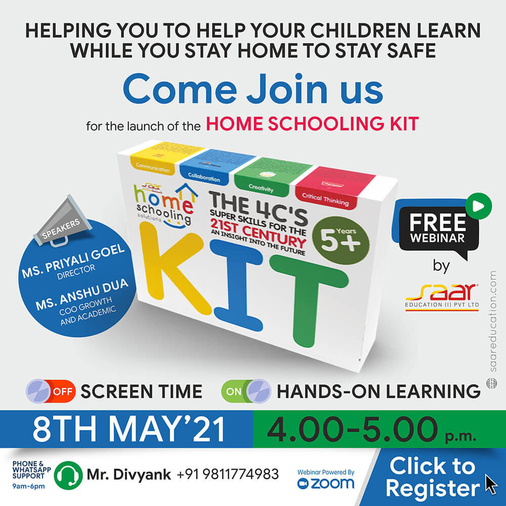 Webinars - Saar Education